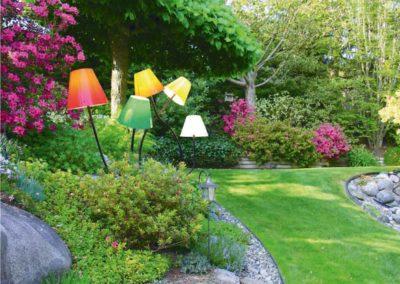 Farbenfroh – Auch in der Dunkelheit sollten Sie farbliche Akzente setzen