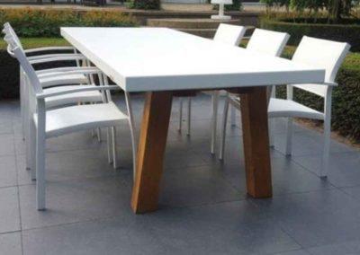 Modernes Design – Außergewöhnliche Sitzgruppe für besondere Gärten