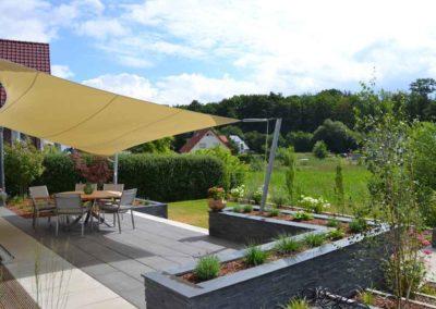Geschützt – Trotz Regen oder Sonnen den eigenen Garten ganz neu erleben