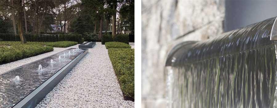 Individuelle Beleuchtung von Gärten